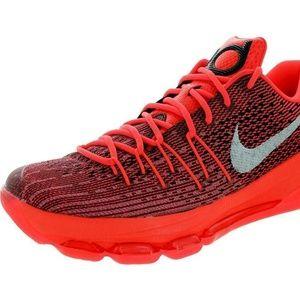 Nike KD Bright RedBasketball 749375-610 Size 8